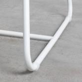 Sessel mit Armlehnen aus synthetischem Rattan Noli, Miniaturansicht 6