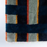 Handgefertigter Teppich Miter 230x160 cm, Miniaturansicht 4