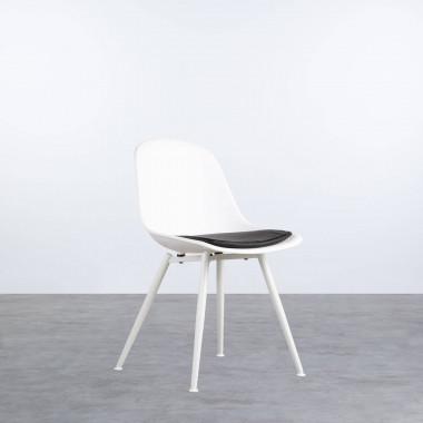 Kunstleder-Kissen für Nordic-Stühle