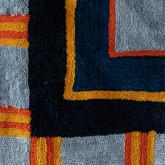 Handgefertigter Teppich Mosac 230x160 cm, Miniaturansicht 4