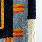 Handgefertigter Teppich Mosac 230x160 cm, Miniaturansicht 5