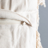 Quadratisches Baumwollkissen (50x50 cm) Pirim, Miniaturansicht 2