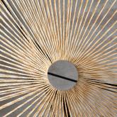 Outdoor Stuhl aus Polyethylen und Stahl Copacabana Twist, Miniaturansicht 6