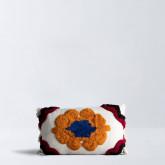 Rechteckiges Kissen aus Baumwolle (15x50 cm) Hau, Miniaturansicht 3