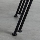 Outdoor Stuhl aus Rattan und Stahl Orag, Miniaturansicht 12