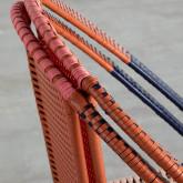 Outdoor Stuhl aus Rattan und Stahl Orag, Miniaturansicht 13