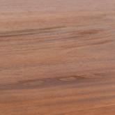 Ovaler Couchtisch aus Rattan (110x60 cm) Tahiti, Miniaturansicht 6