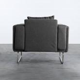 Sessel mit Armlehnen aus Textil Mara, Miniaturansicht 4