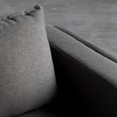 Sessel mit Armlehnen aus Textil Mara, Miniaturansicht 7