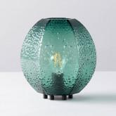 Tischlampe aus Glas Calip, Miniaturansicht 1