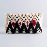 Rechteckiges Kissen aus Baumwolle (15x50 cm) Elas, Miniaturansicht 1
