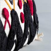 Rechteckiges Kissen aus Baumwolle (15x50 cm) Elas, Miniaturansicht 2