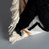 Rechteckiges Kissen aus Baumwolle (15x50 cm) Elas, Miniaturansicht 3