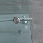 Couchtisch Rechteckig aus Glas (60x40 cm) Rolcras, Miniaturansicht 6