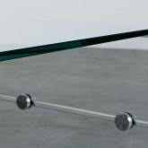 Couchtisch Rechteckig aus Glas (60x40 cm) Rolcras, Miniaturansicht 7