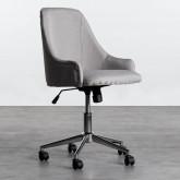 Verstellbarer Bürostuhl mit Räder Otys, Miniaturansicht 2
