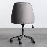 Verstellbarer Bürostuhl mit Räder Otys, Miniaturansicht 4