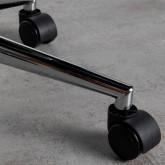 Verstellbarer Bürostuhl mit Räder Otys, Miniaturansicht 5