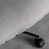 Verstellbarer Bürostuhl mit Räder Otys, Miniaturansicht 6