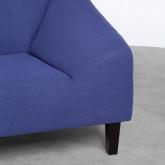Sofa 3-Sitzer- in Textil Orki, Miniaturansicht 5