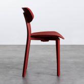 Outdoor Stuhl aus Polypropylen Dasi Netz, Miniaturansicht 3
