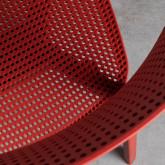 Outdoor Stuhl aus Polypropylen Dasi Netz, Miniaturansicht 6