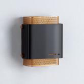 LED Wandleuchte Anca aus Metall, Miniaturansicht 1