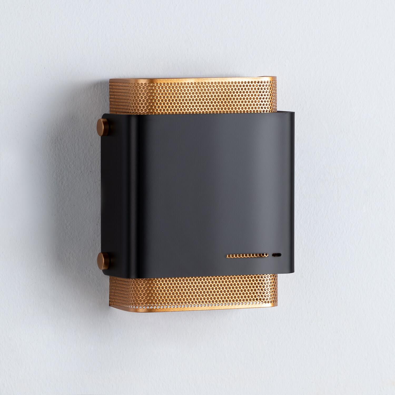 LED Wandleuchte Anca aus Metall, Galeriebild 1