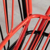 Esszimmerstuhl aus Metal Matil, Miniaturansicht 10