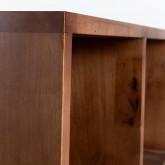 Regal aus Holz und Stahl Karthy, Miniaturansicht 6