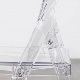Esszimmerstuhl aus Polycarbonat Flex Clic, Miniaturansicht 8