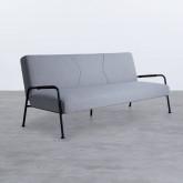 Bettsofa  3-Sitzer- aus Textil Bhurman, Miniaturansicht 1