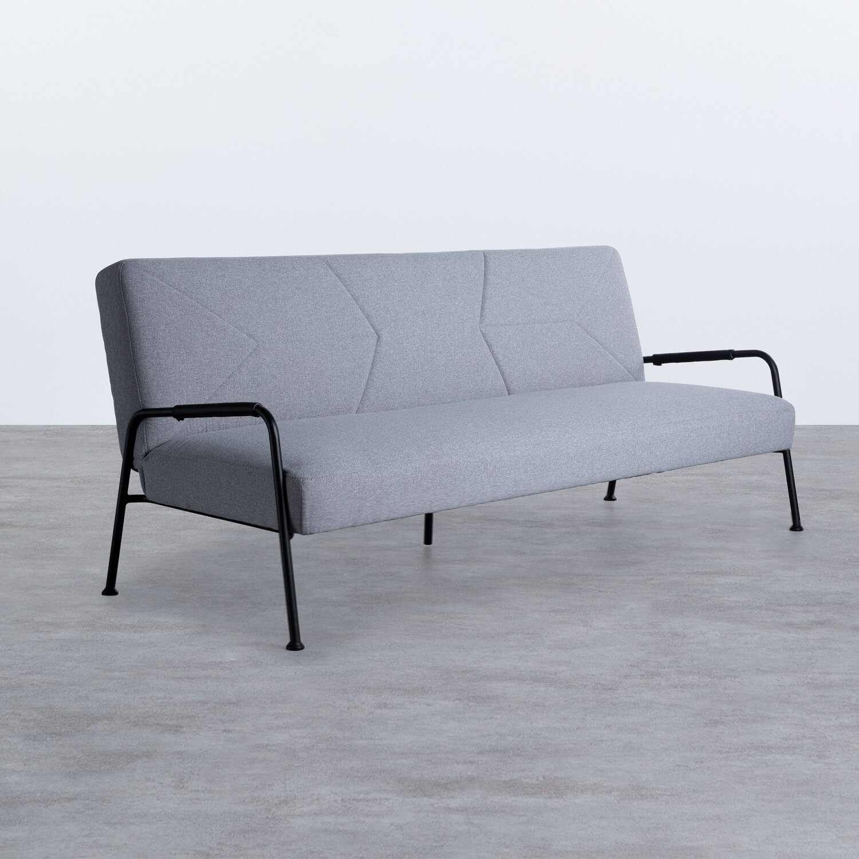 Bettsofa  3-Sitzer- aus Textil Bhurman, Galeriebild 1