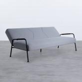 Bettsofa  3-Sitzer- aus Textil Bhurman, Miniaturansicht 3