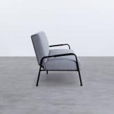Bettsofa  3-Sitzer- aus Textil Bhurman, Miniaturansicht 6