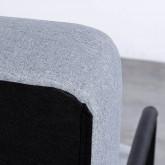Bettsofa  3-Sitzer- aus Textil Bhurman, Miniaturansicht 8