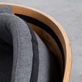 Ovales Holzbett für Katzen und Hunde Prico , Miniaturansicht 9