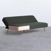Sofabett 3-Sitzer- aus Stoff Nhomy , Miniaturansicht 2