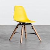 Stuhl Kids aus Polypropylen Belli, Miniaturansicht 1