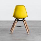 Stuhl Kids aus Polypropylen Belli, Miniaturansicht 3
