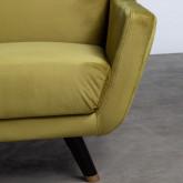 Sofa 2-Sitzer aus Samt Nubo , Miniaturansicht 4