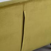 Sofa 2-Sitzer aus Samt Nubo , Miniaturansicht 6