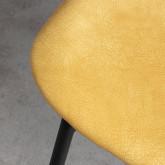 Esszimmerstuhl aus MDF und Kunstleder Tallor, Miniaturansicht 5