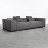 3-Sitzer-Sofa in Tamam-Stoff, Miniaturansicht 1