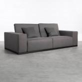 3-Sitzer-Sofa in Tamam-Stoff, Miniaturansicht 5