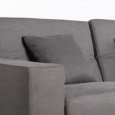 3-Sitzer-Sofa in Tamam-Stoff, Miniaturansicht 7