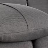 3-Sitzer-Sofa in Tamam-Stoff, Miniaturansicht 9