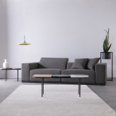 3-Sitzer-Sofa in Tamam-Stoff, Miniaturansicht 3