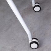 Bürostuhl mit Rädern Futur 4, Miniaturansicht 4