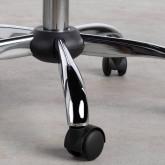 Verstellbarer Bürostuhl mit Rädern Stile, Miniaturansicht 7